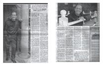 Burton Dail Mail cutting Feb 21 2002