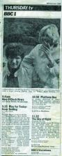 Play for Tdoay - Radio Times Jan '80