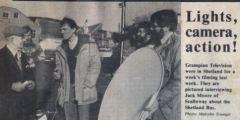 Shetland March 1986