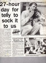 Telethon - Eastern Evening News May 24 1988